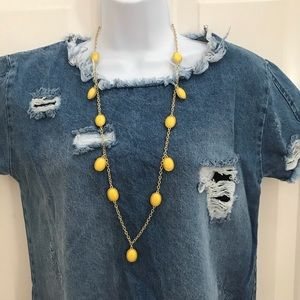 Jewelry - Fashion jewelry set necklace and earrings